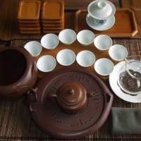 2008年3月お茶会1